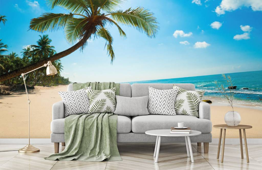 Palmtrees - Large palm tree - Bedroom 7