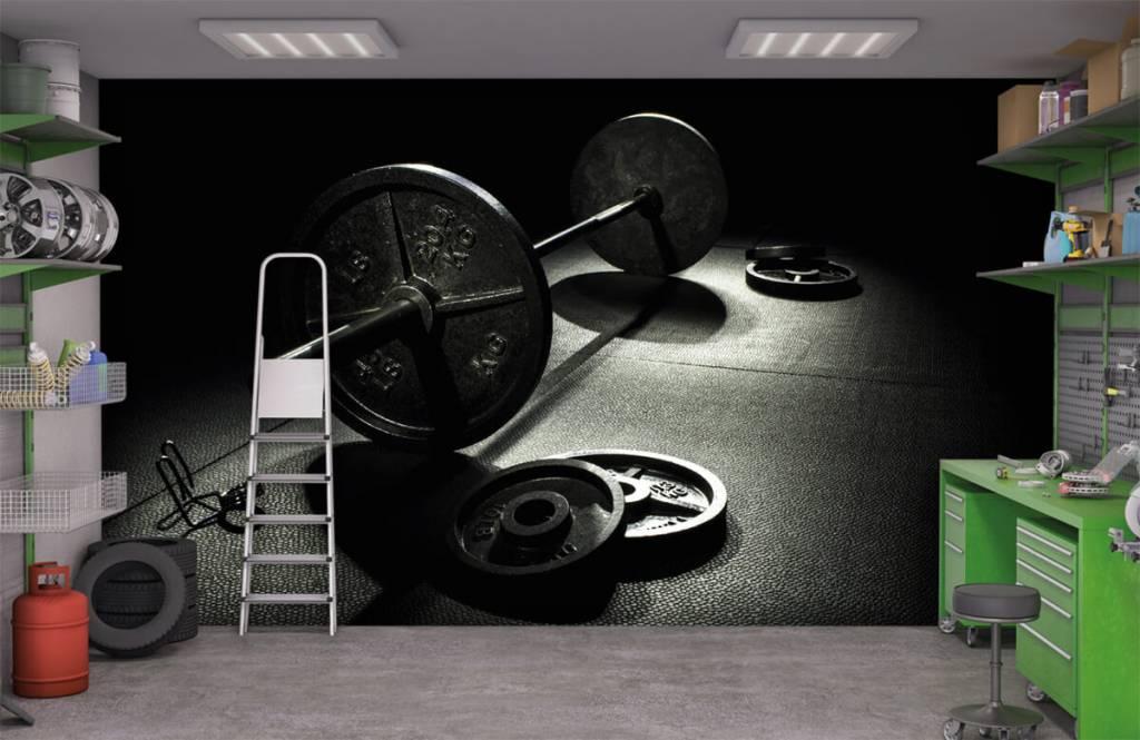 Fitness - Weight dumbbell - Hobby room 4