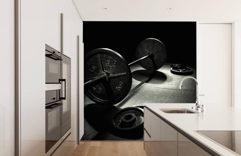 Fitness - Weight dumbbell - Hobby room 8