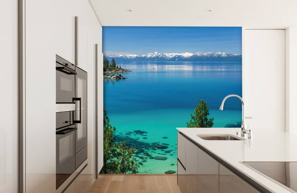 Lakes and Waters - Brighter lake - Hallway 3