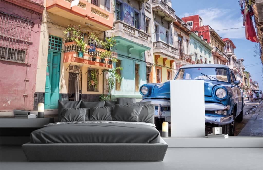 Transportation - Classic car in cuba - Bedroom 3