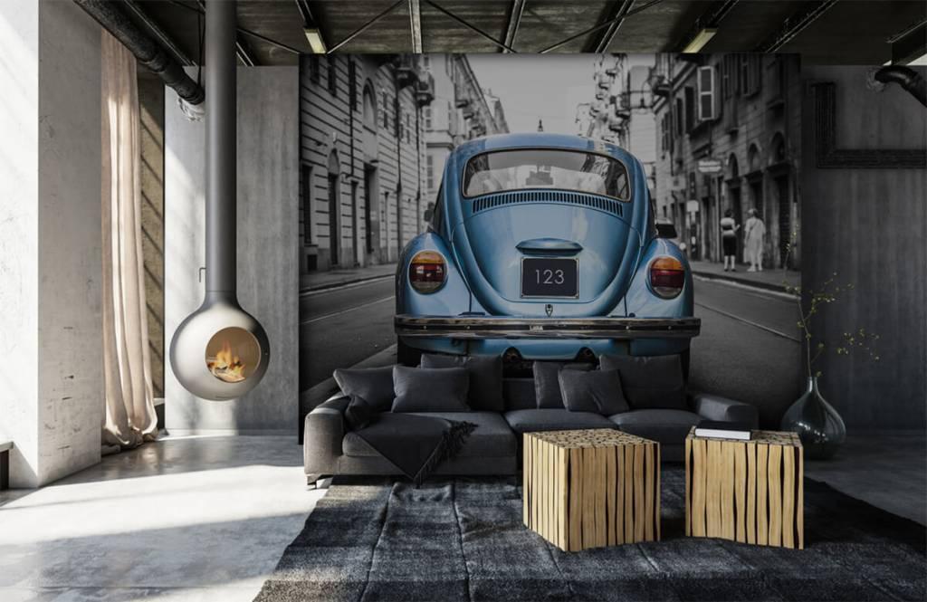 Transportation - Classic Beetle - Teenage room 2