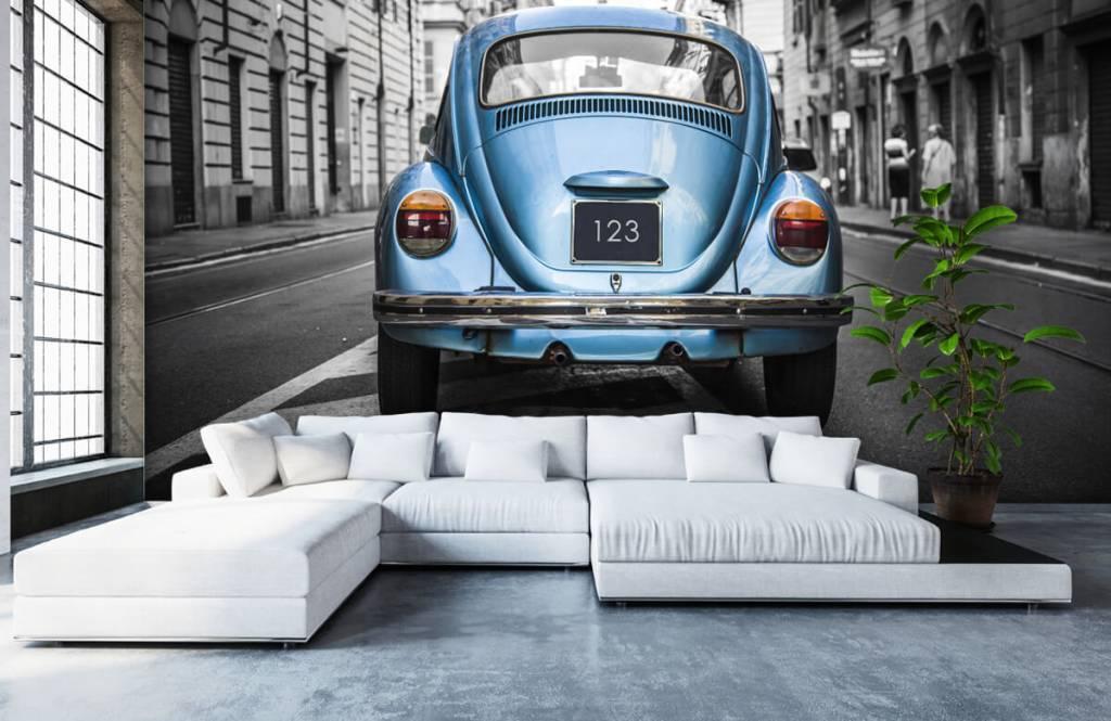 Transportation - Classic Beetle - Teenage room 3