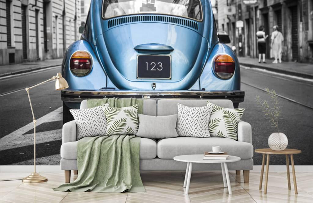 Transportation - Classic Beetle - Teenage room 4