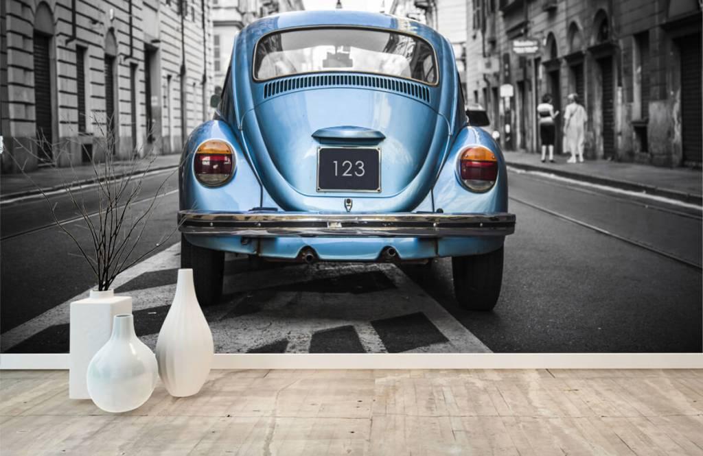 Transportation - Classic Beetle - Teenage room 5