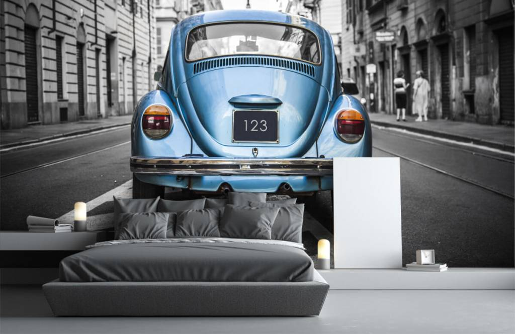 Transportation - Classic Beetle - Teenage room 7