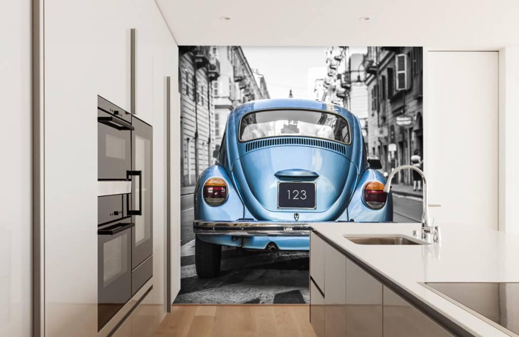 Transportation - Classic Beetle - Teenage room 8