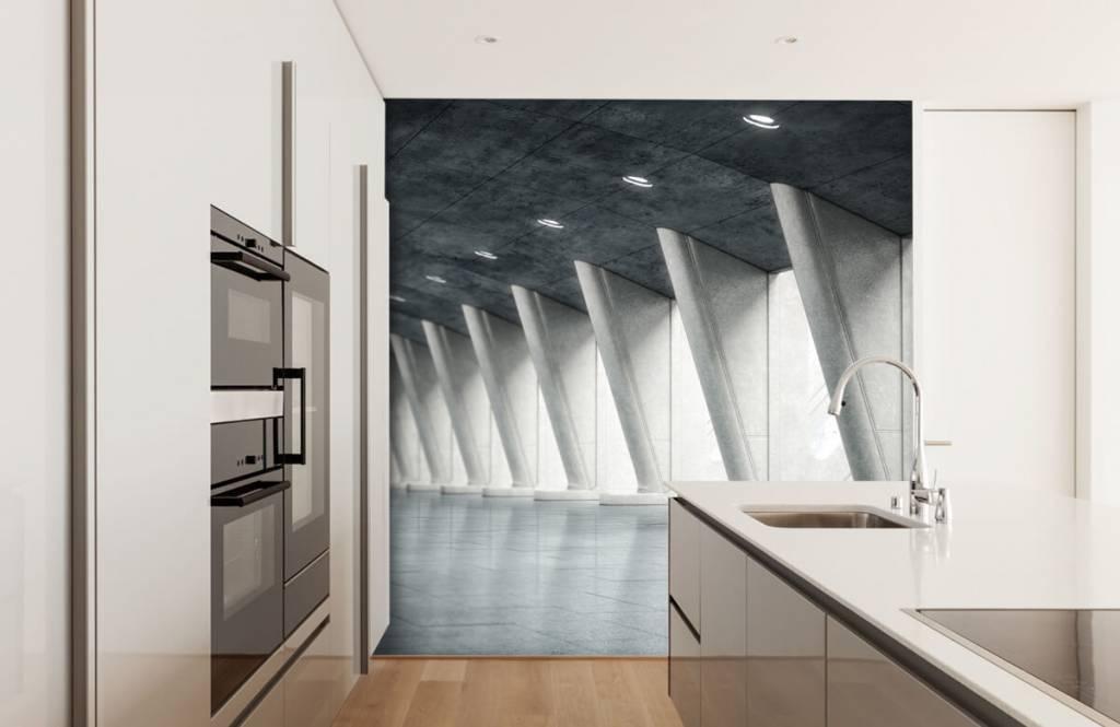 Buildings - Modern hall - Office 4