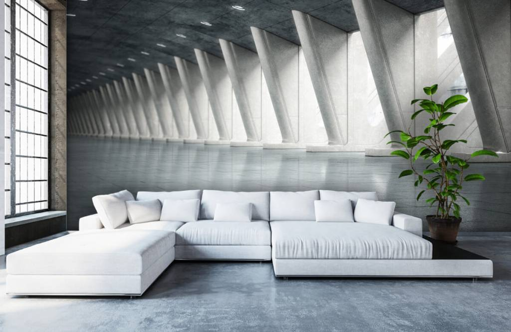 Buildings - Modern hall - Office 6