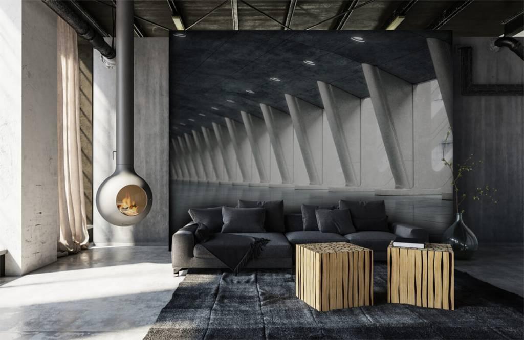 Buildings - Modern hall - Office 7