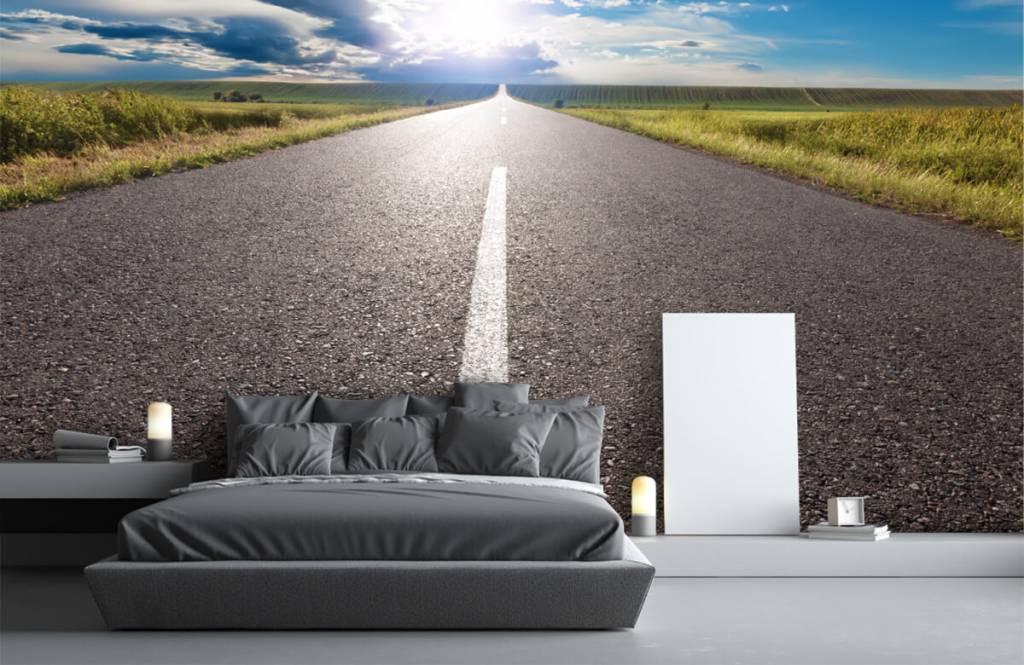 Roads & Streets - Infinite road - Bedroom 1