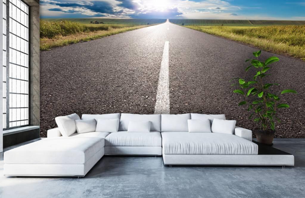 Roads & Streets - Infinite road - Bedroom 5
