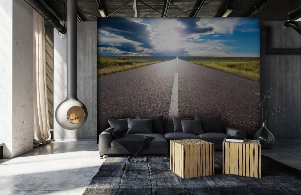Roads & Streets - Infinite road - Bedroom 6