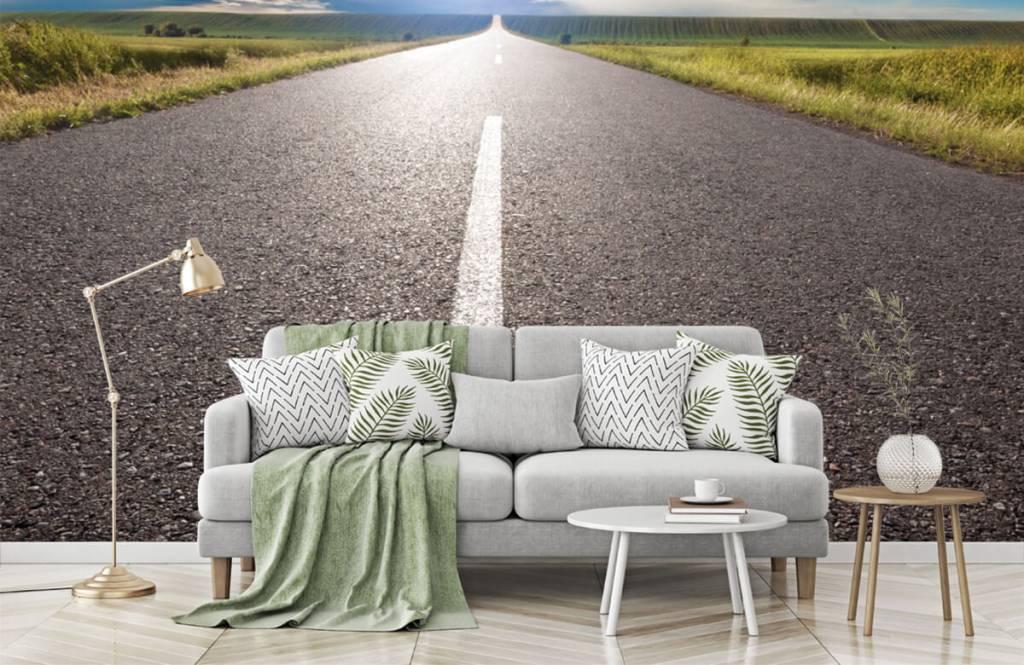 Roads & Streets - Infinite road - Bedroom 7