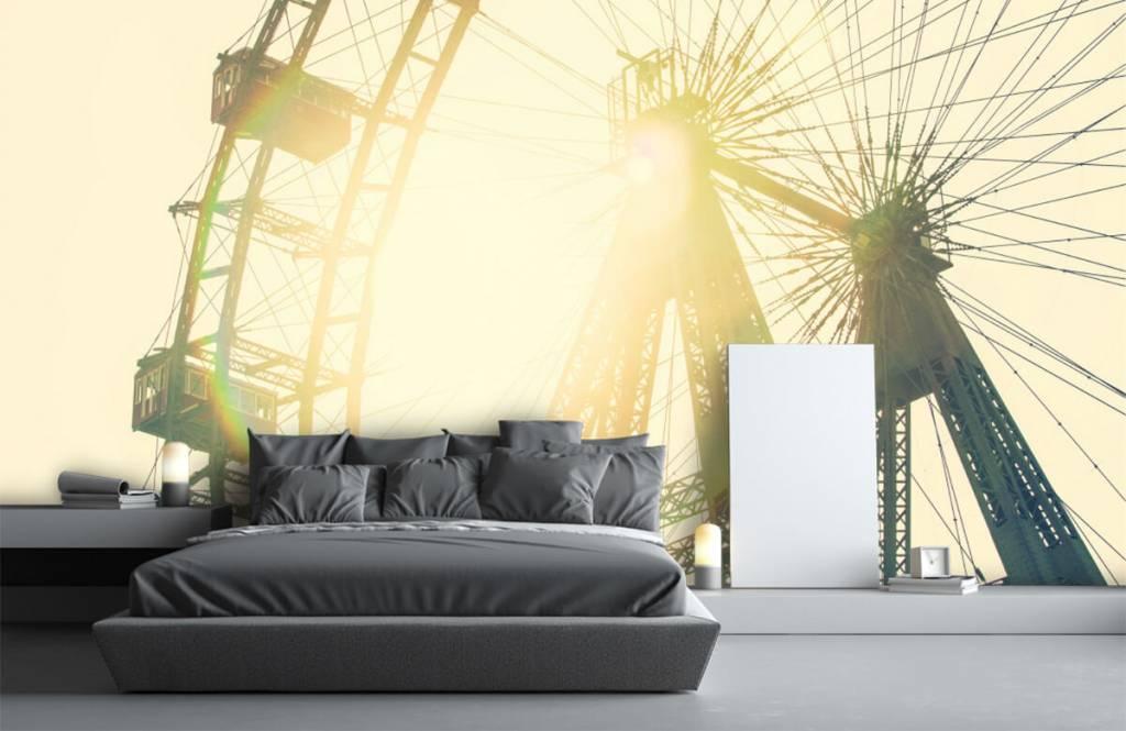 Architecture - Ferris wheel - Bedroom 1