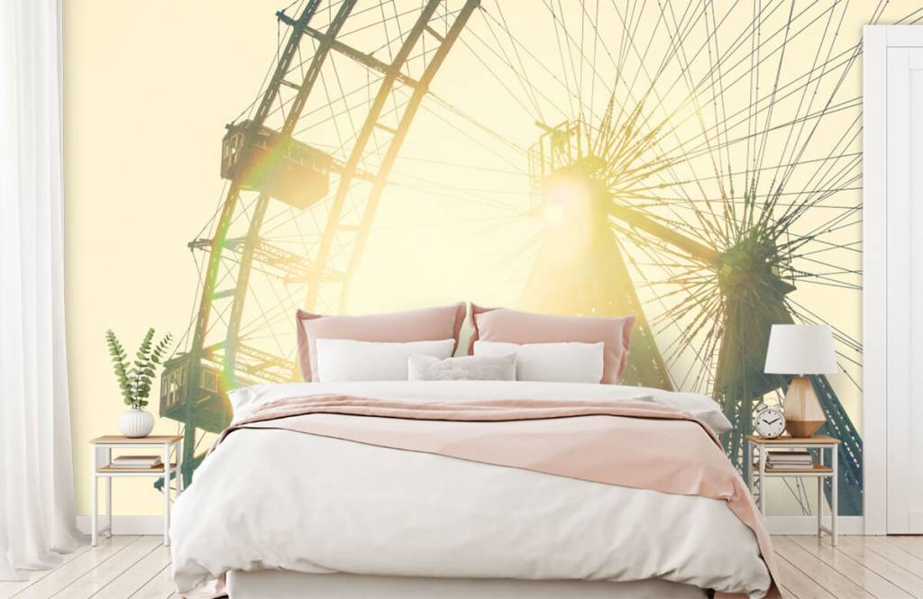 Architecture - Ferris wheel - Bedroom 2