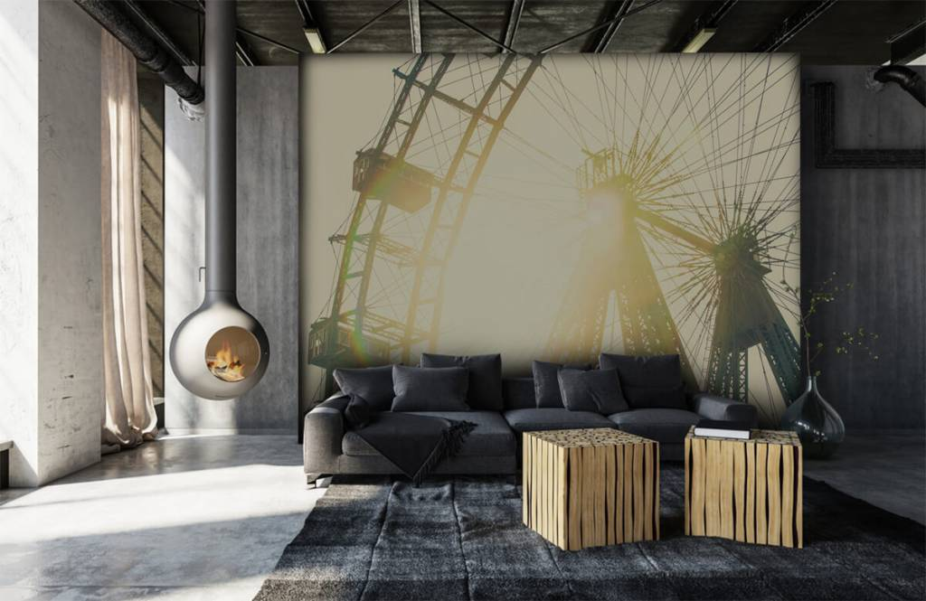 Architecture - Ferris wheel - Bedroom 5
