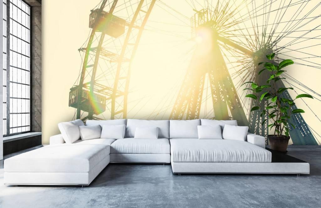 Architecture - Ferris wheel - Bedroom 6