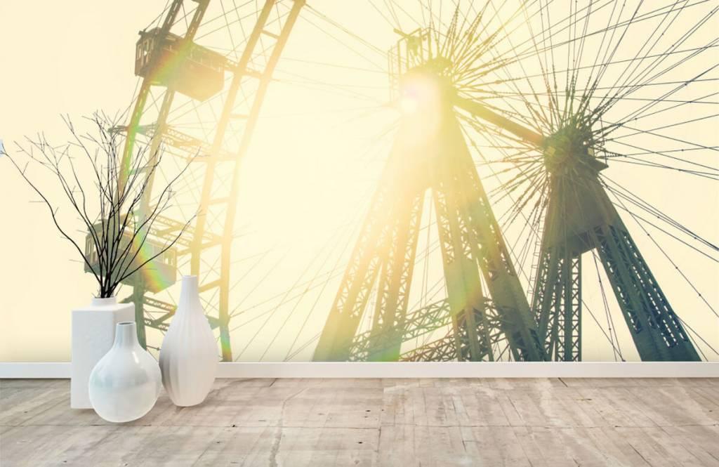 Architecture - Ferris wheel - Bedroom 8