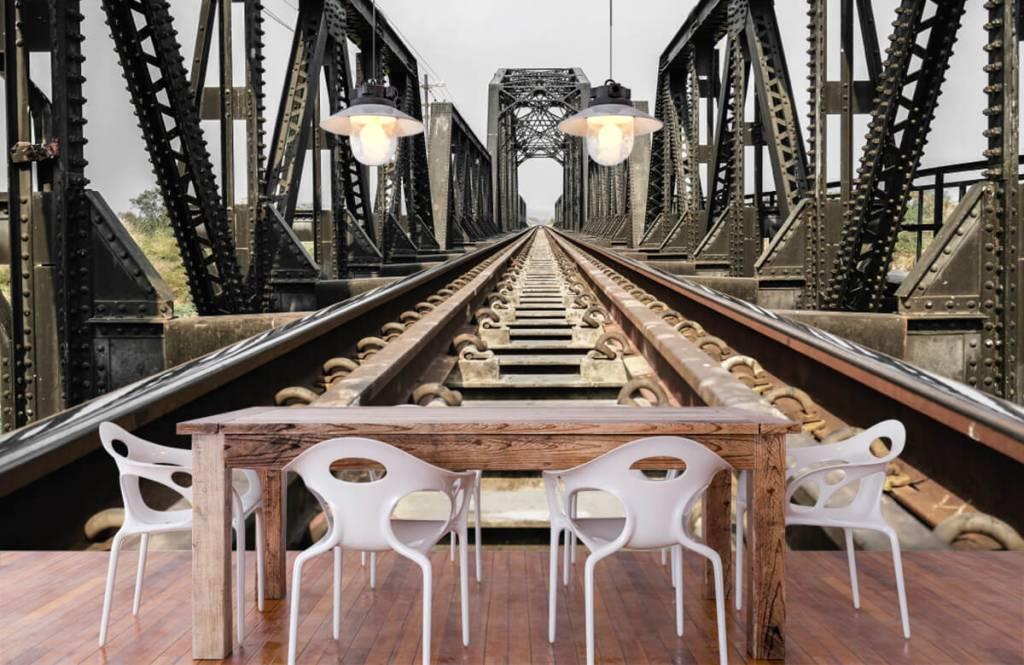 Elements - Metal railway bridge - Garage 7