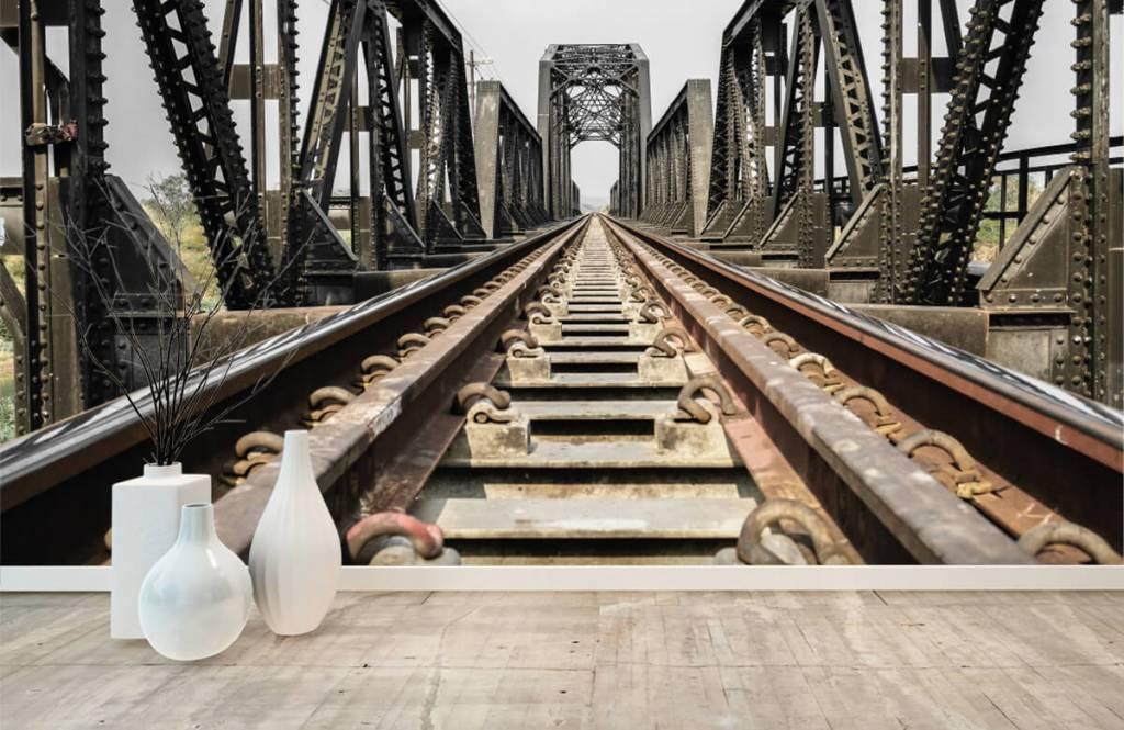 Elements - Metal railway bridge - Garage 8