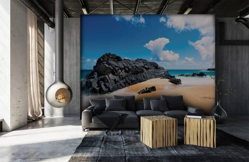 Beach wallpaper - Beach in Hawaii - Living room 6