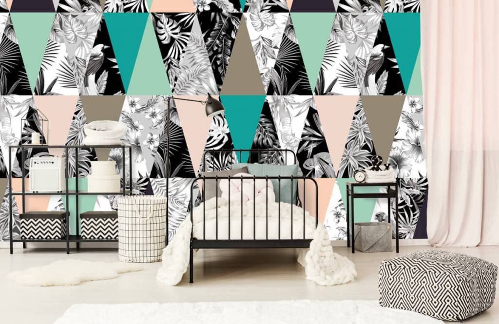 Other - Tropical pattern - Children's room 1