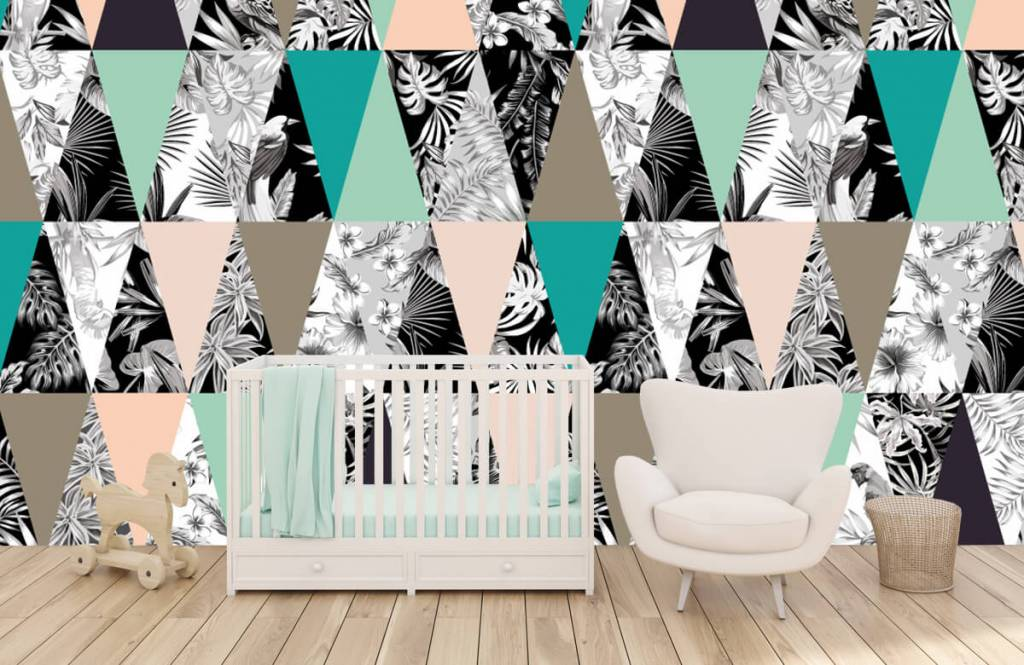 Other - Tropical pattern - Children's room 5