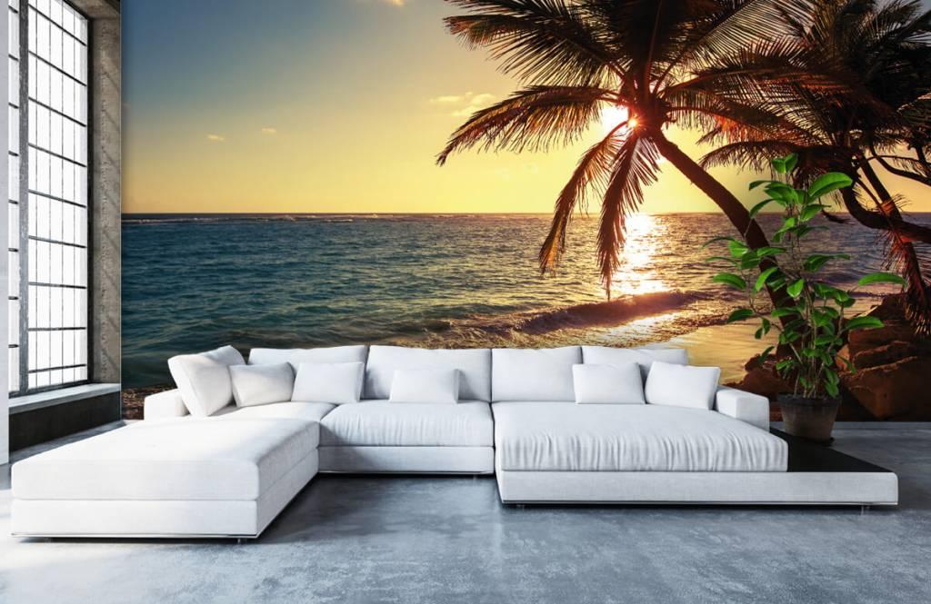 Beach wallpaper - Tropical beach - Bedroom 1