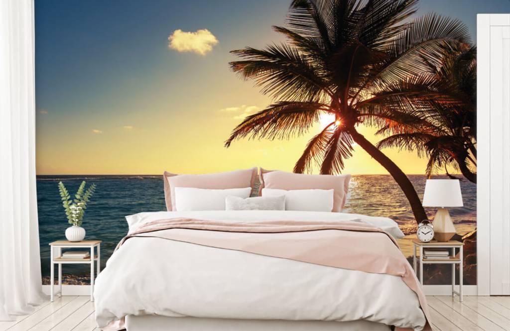 Beach wallpaper - Tropical beach - Bedroom 2