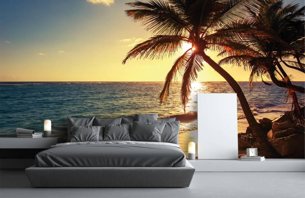 Beach wallpaper - Tropical beach - Bedroom 3