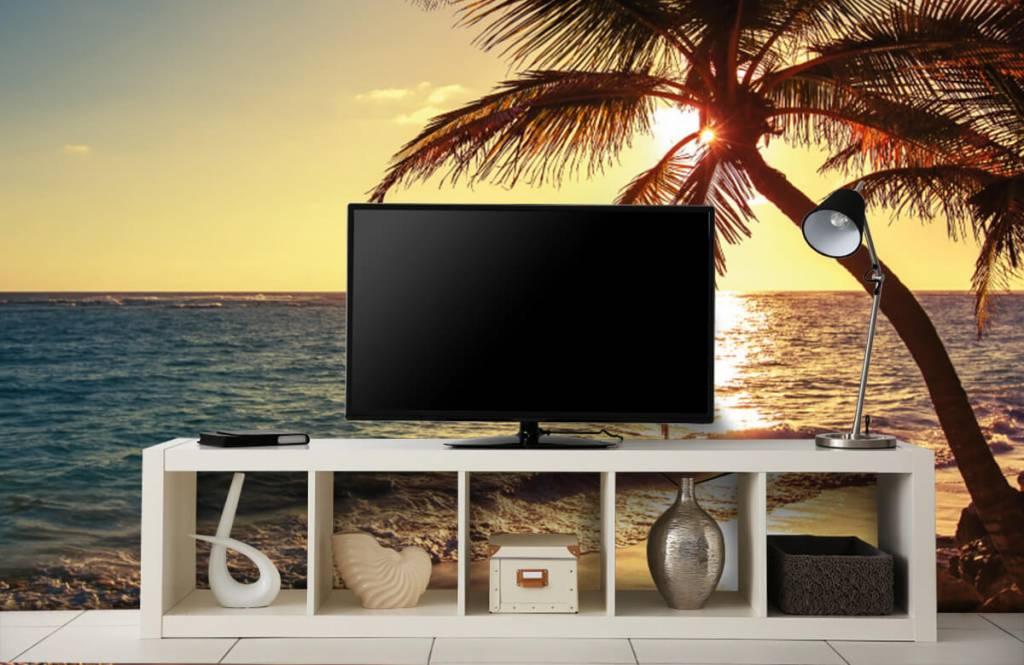 Beach wallpaper - Tropical beach - Bedroom 5