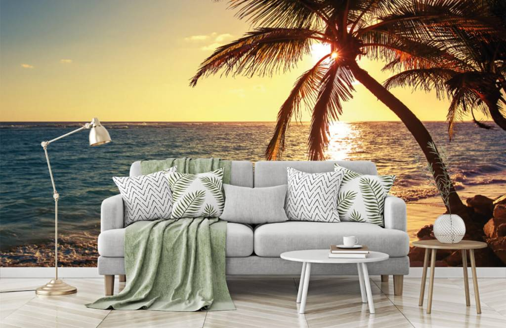 Beach wallpaper - Tropical beach - Bedroom 7