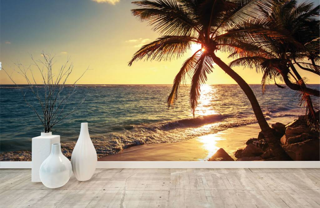 Beach wallpaper - Tropical beach - Bedroom 8