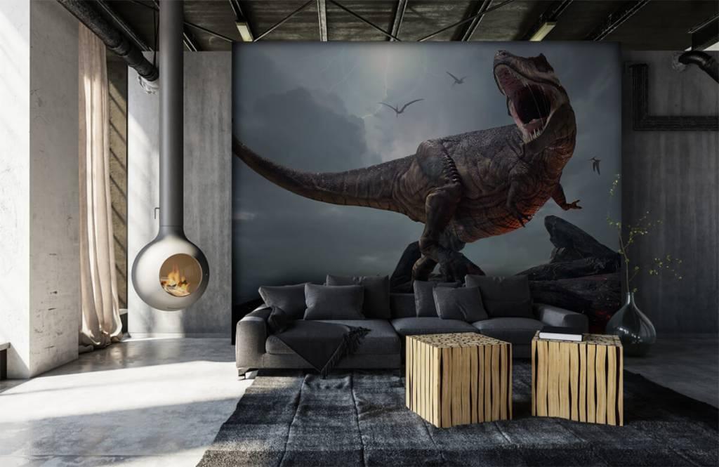 Dinosaurs - Tyrannosaurus Rex - Children's room 1