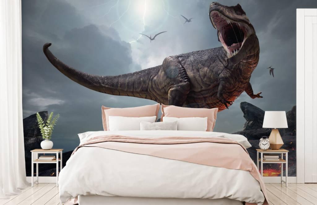 Dinosaurs - Tyrannosaurus Rex - Children's room 3