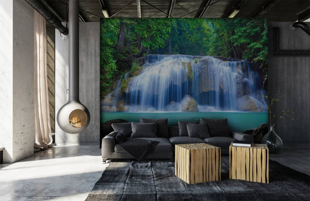 Waterfalls - Amazing waterfall - Bedroom 6