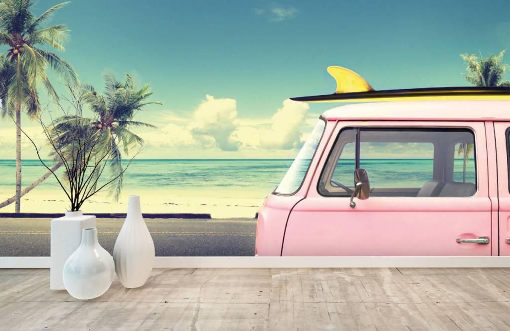 Transportation - Volkswagen surf bus - Bedroom 1