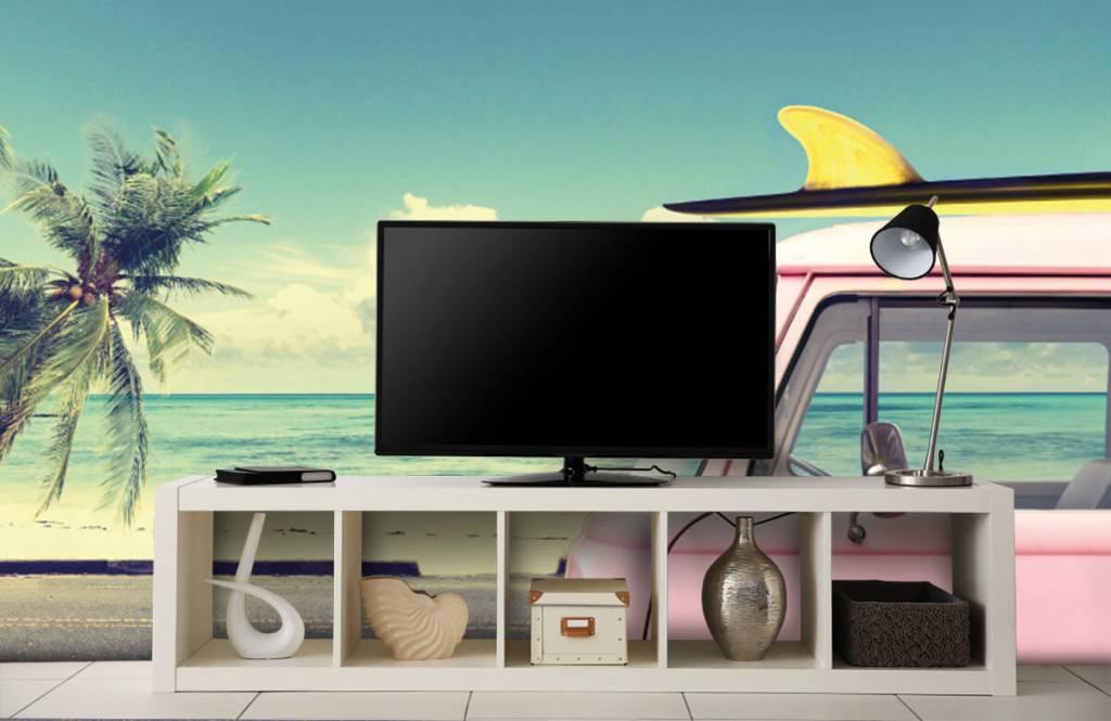 Transportation - Volkswagen surf bus - Bedroom 5