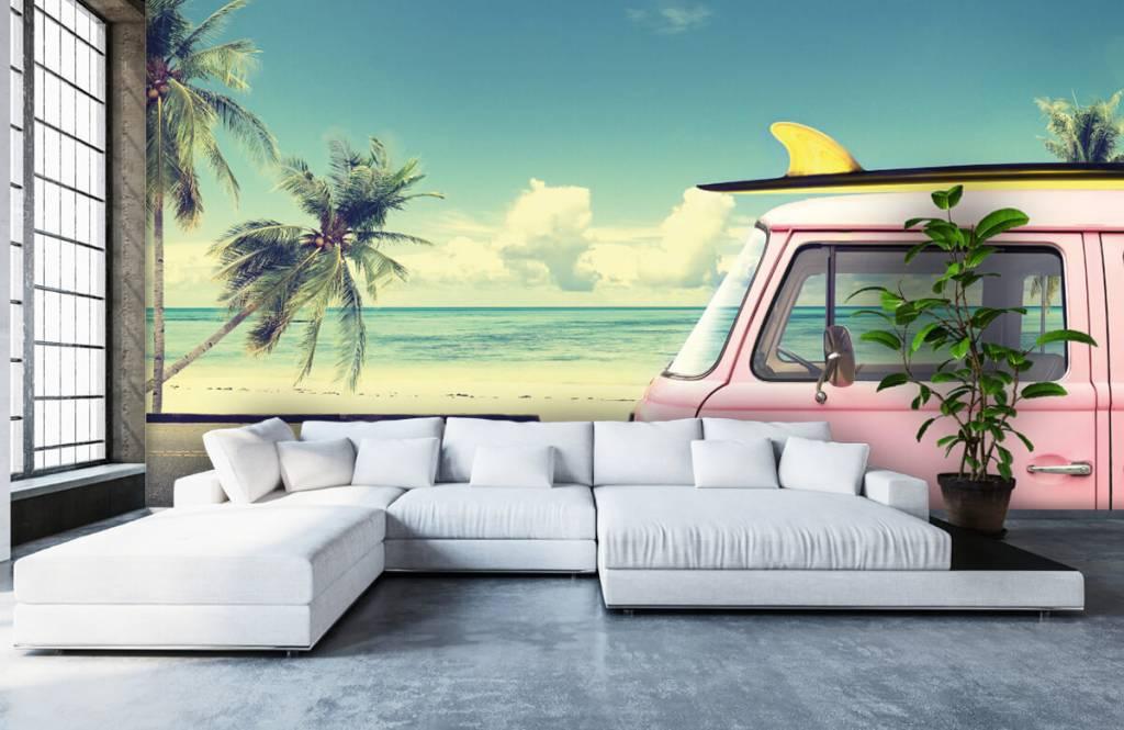 Transportation - Volkswagen surf bus - Bedroom 6