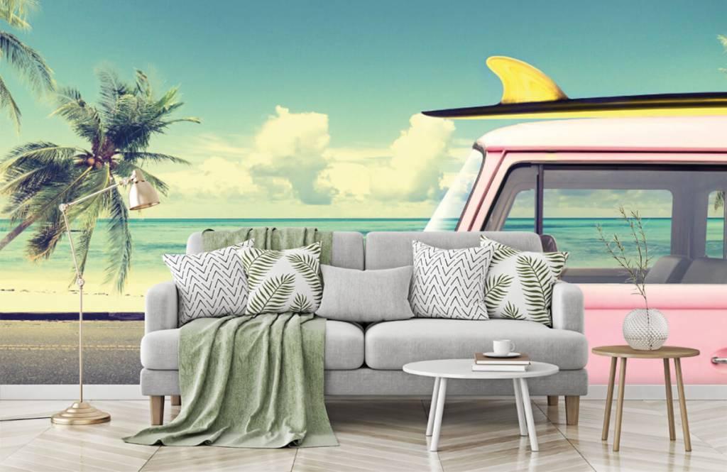 Transportation - Volkswagen surf bus - Bedroom 8