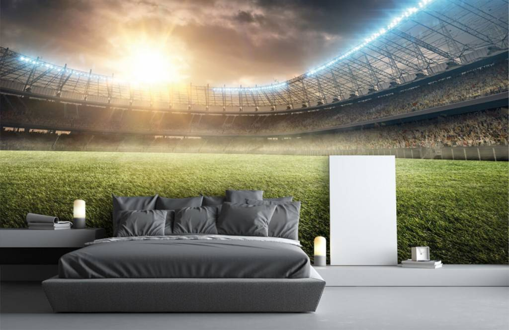 Stadiums - Football Stadium - Children's room 4