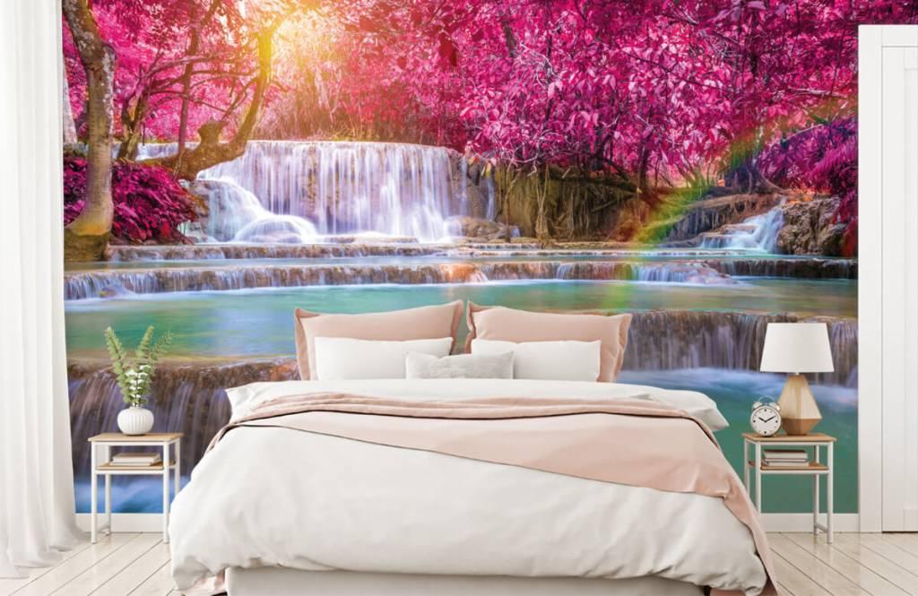 Waterfalls - Waterfalls in the jungle - Teenage room 1