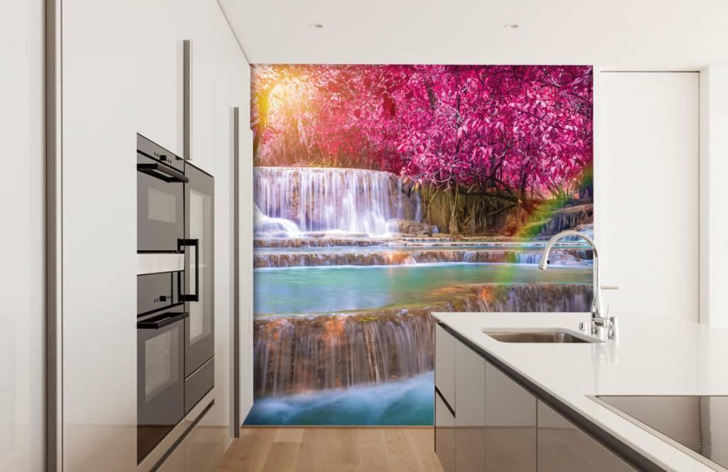 Waterfalls - Waterfalls in the jungle - Teenage room 3