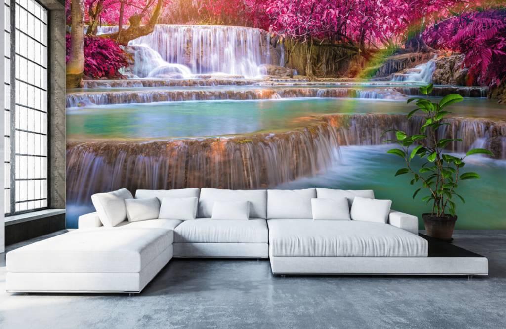 Waterfalls - Waterfalls in the jungle - Teenage room 5