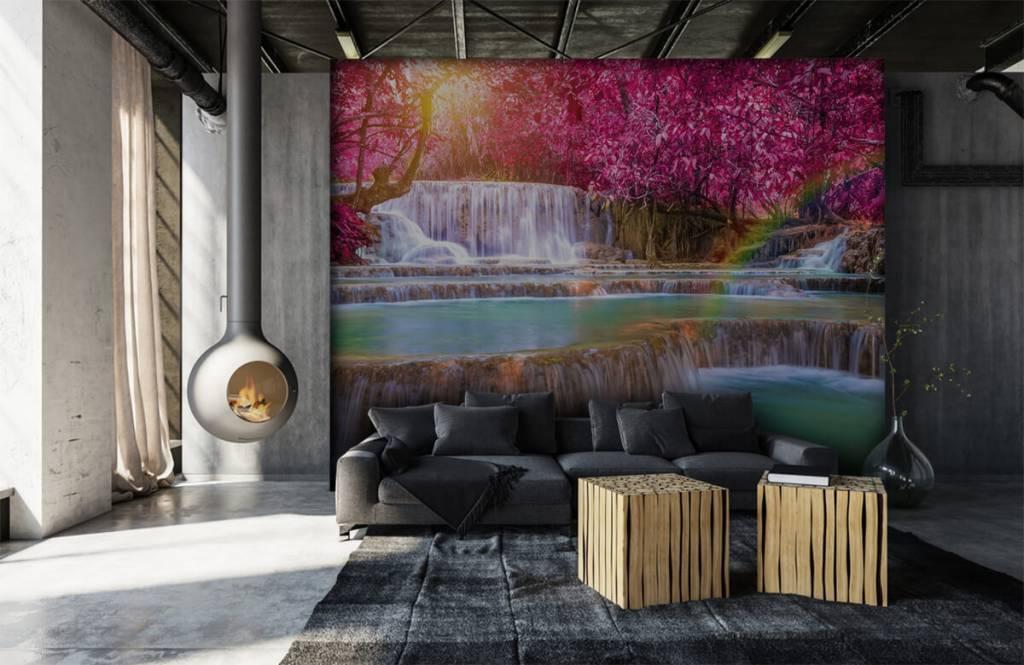 Waterfalls - Waterfalls in the jungle - Teenage room 6