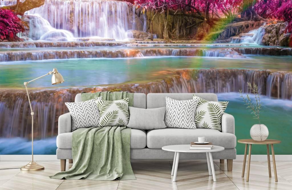 Waterfalls - Waterfalls in the jungle - Teenage room 7