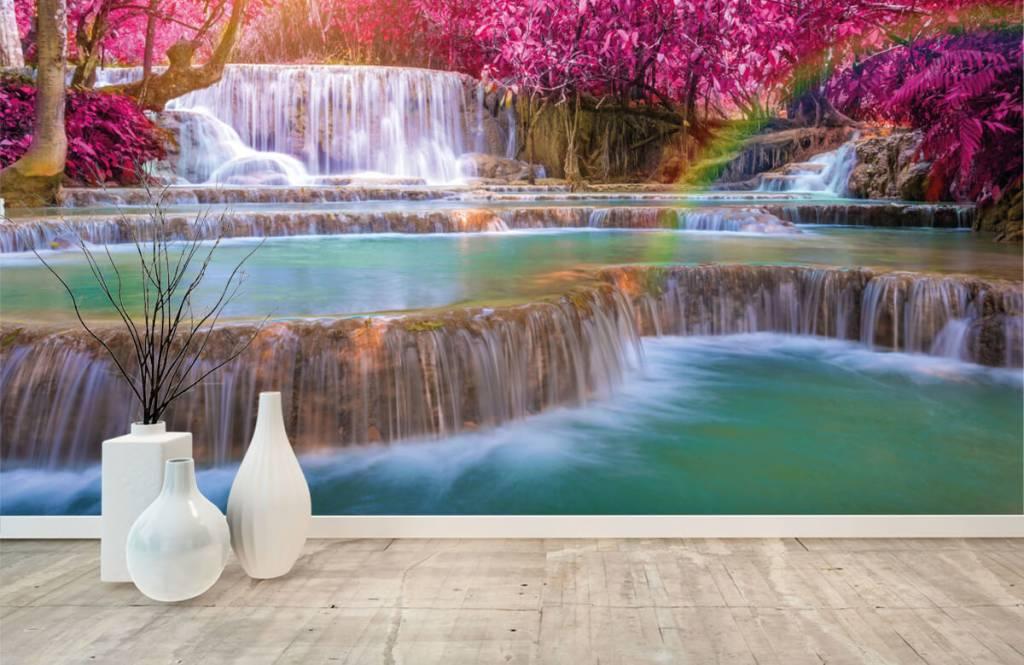 Waterfalls - Waterfalls in the jungle - Teenage room 8