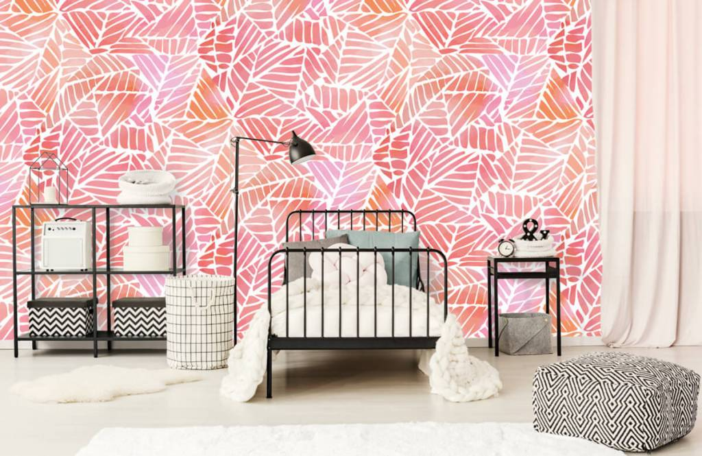 Other - Watercolor pattern - Children's room 1