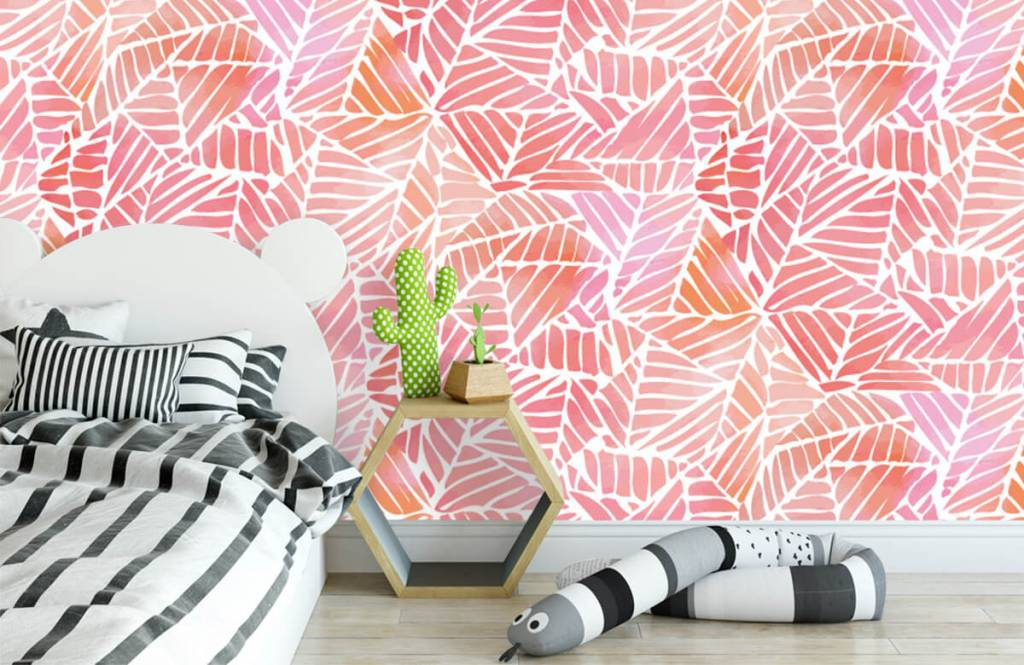 Other - Watercolor pattern - Children's room 2